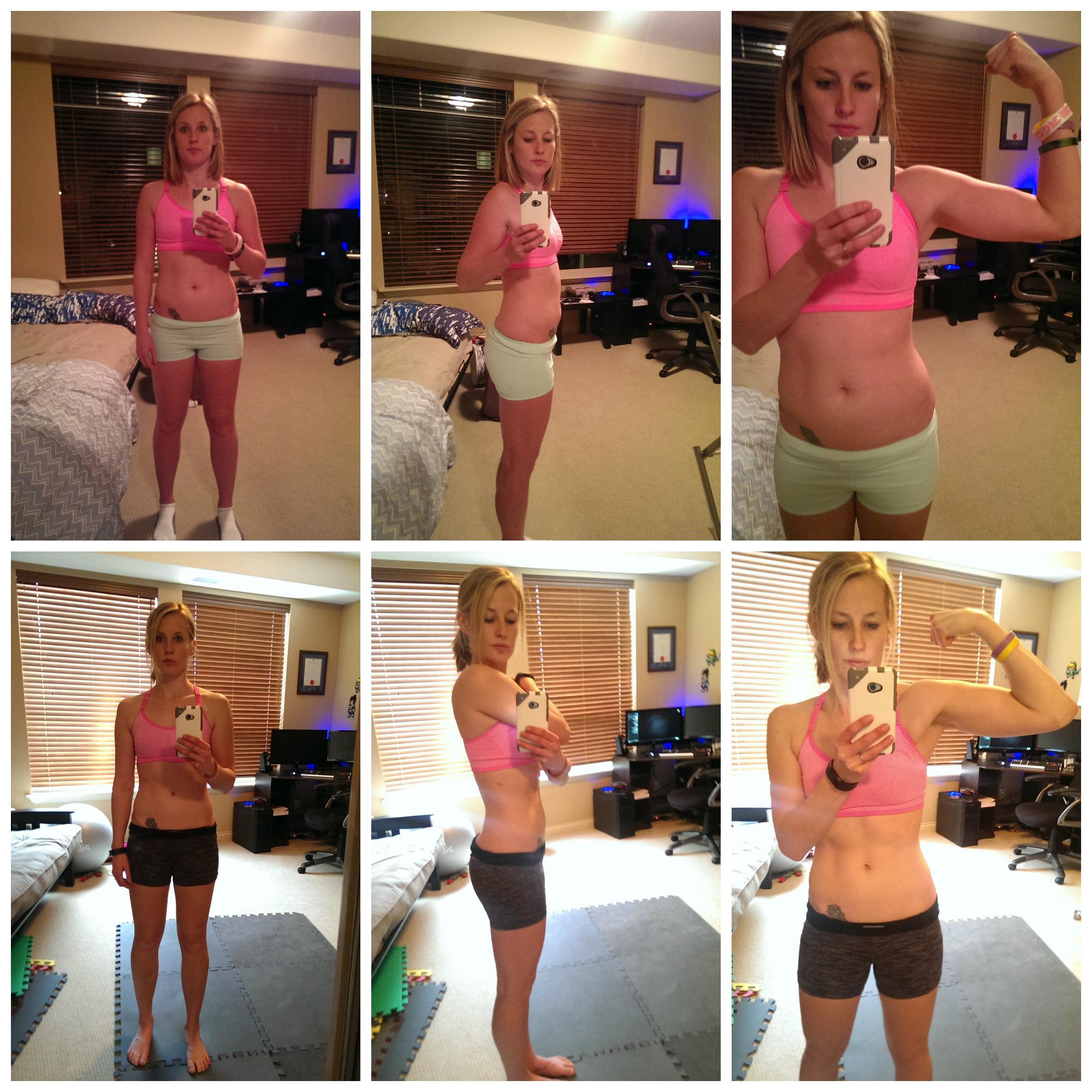 Untoned Stomach Vs Toned fat or un-toned muscleUntoned Stomach Vs Toned