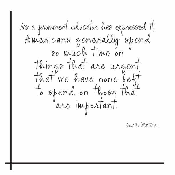 quote_spend-time-on-things-that-are-important